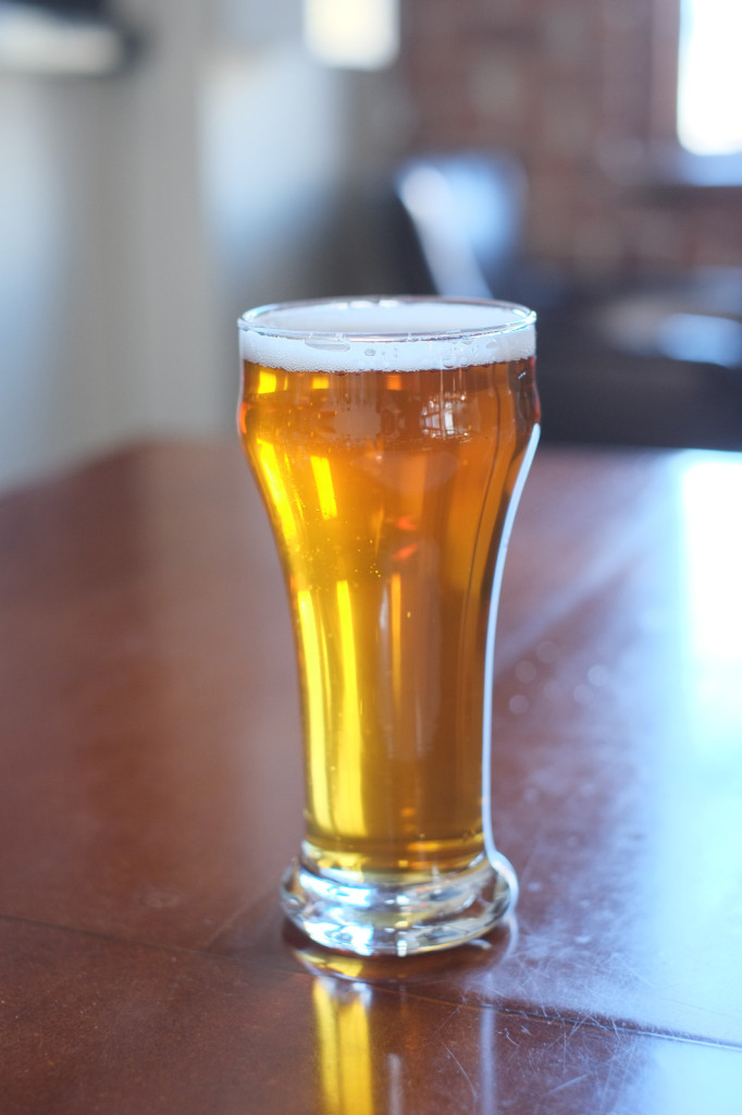 Persephone Brewing's Citra-Hopped American Pale Ale.