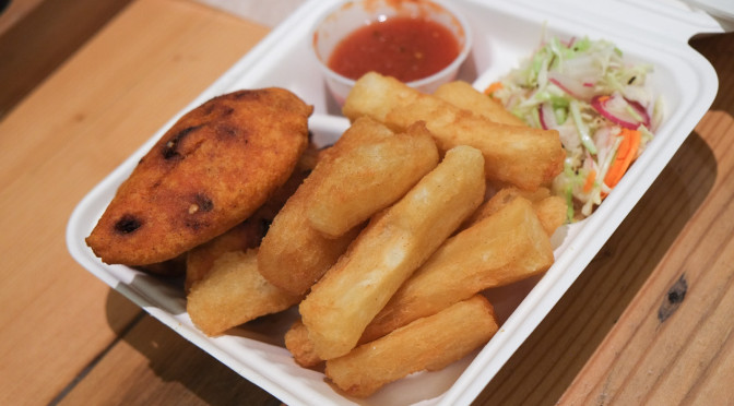 Guanaco Truck at Brassneck: Awesome Cassava Fries