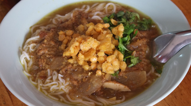 Amay's House – Burmese Food on Victoria Drive