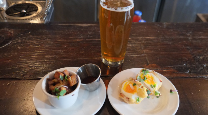 My Version of Going to a Cafe: Brunch at Tuc Craft Kitchen