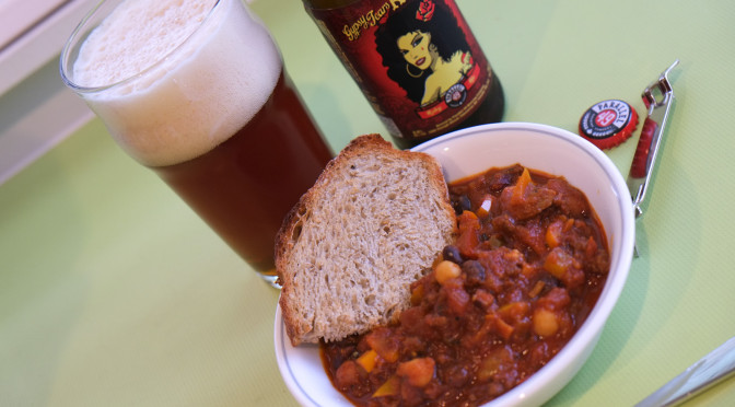 Powered by Natural Gas: Chunk Beef Chili