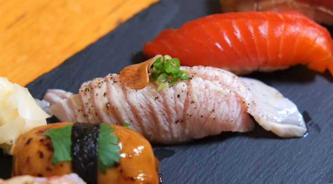 Blown Away by Sushi at Kishimoto on Commercial Drive