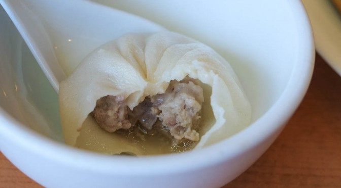 One Dish: Xiao Long Bao at Long's Noodle House