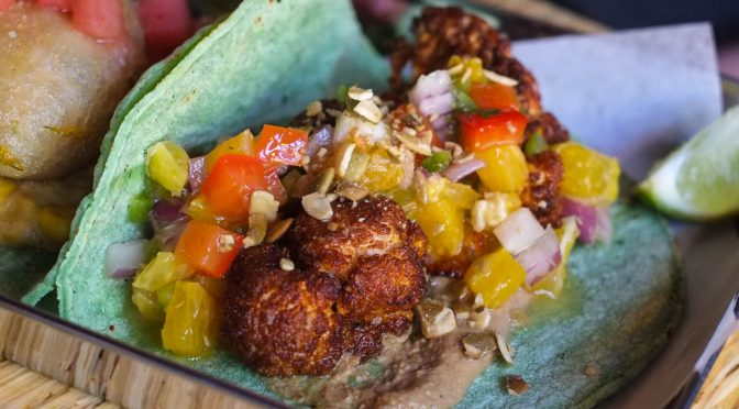 First Look: Veggie Mexican at Lucha Verde on Davie St.