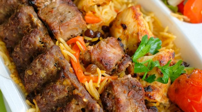 Takeout Quickie: Arabian Gulf Cuisine at Kabsa House on Robson