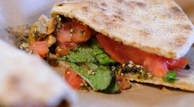 One Night, Two Flatbreads: Manoush'eh and Saj&Co on Davie