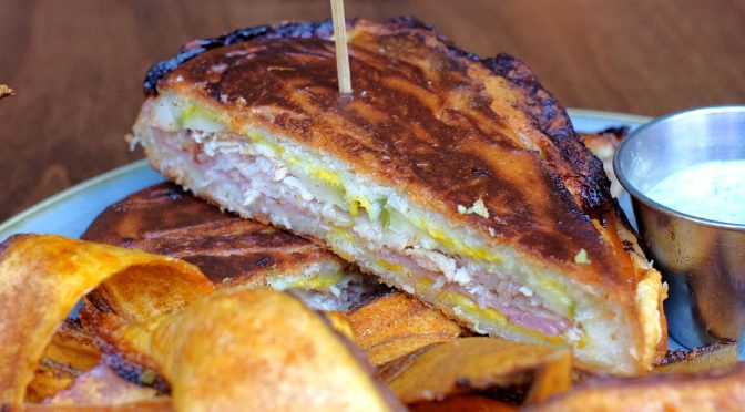 Lunch Quickie: Cubano Sandwich at Havana on Commercial
