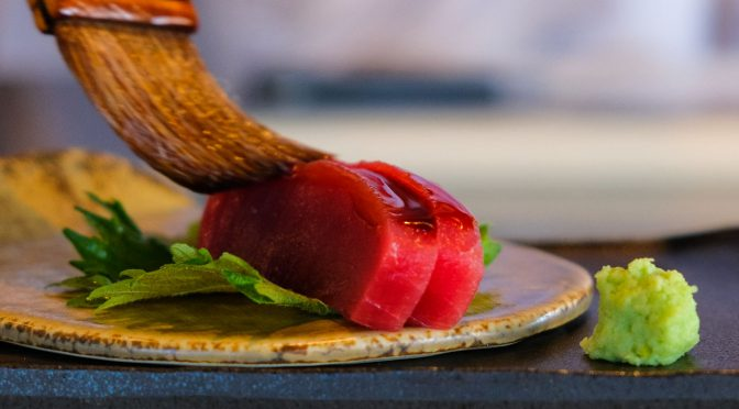 Omakase That Needs Your Appreciation at Sushi Bar Shu in Marpole